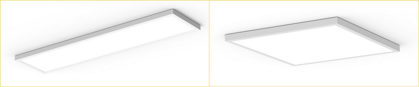 Cyanlite surface mounted luminaire LIBRA series
