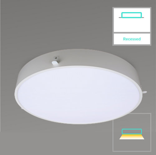 Cyanlite Lunar Trimless Recessed