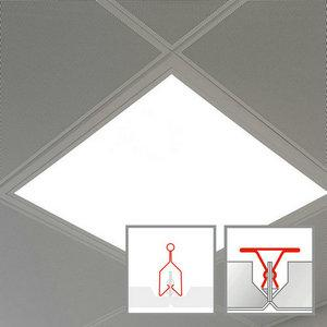 Clip-In Metal Ceiling
