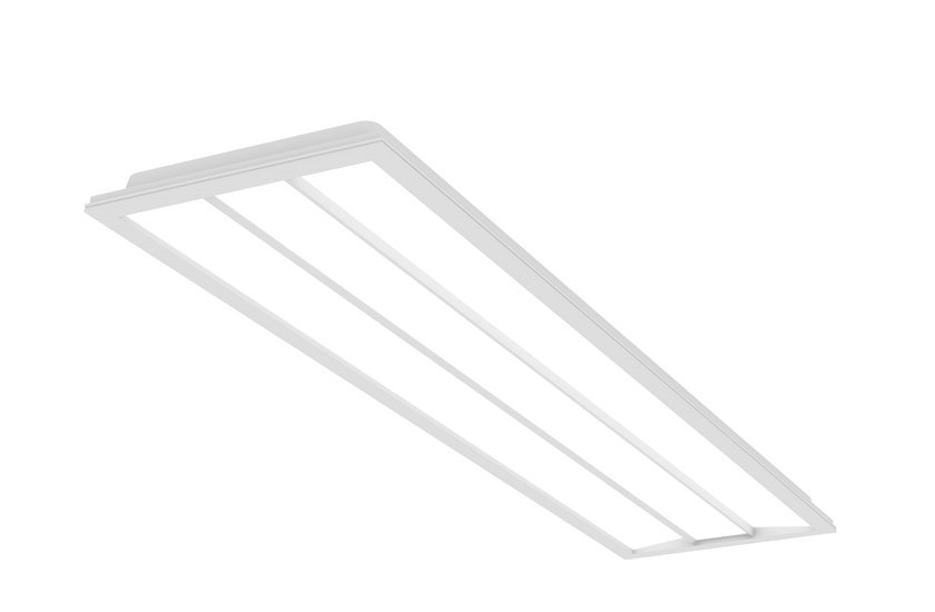 Architectural Troffer TROFA for Lay-On ceiling